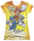 Juniors: Power Rangers - Go Go Dino Charge Shirt