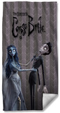 Corpse Bride - Bride And Groom Beach Towel Beach Towel