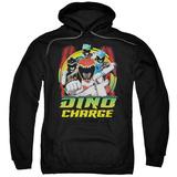 Hoodie: Power Rangers - Dino Lightning Pullover Hoodie