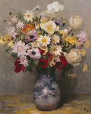 Fleurs I Giclee Print by Marcel Dyf