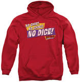 Hoodie: Fast Times Ridgemont High - No Dice Pullover Hoodie