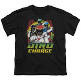 Youth: Power Rangers - Dino Lightning T-shirts