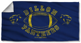 Friday Night Lights - Dillon Panthers Beach Towel Beach Towel