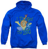 Hoodie: Madagascar - Escaped Pullover Hoodie