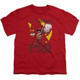 Youth: Power Rangers - Go Red Shirt