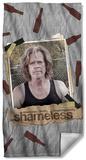 Shameless - Bottles Beach Towel Beach Towel