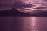 Summit Lake Giclee Print by Tony Koukos