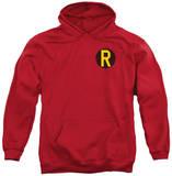 Hoodie: DC Comics - Robin Logo Pullover Hoodie