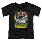 Toddler: Power Rangers - Dino Lightning T-Shirt