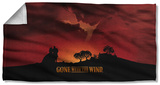 Gone With The Wind - Sunset Beach Towel Beach Towel