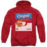 Hoodie: Saturday Night Live - Oops Pullover Hoodie