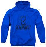 Hoodie: Saturday Night Live - Schwing Pullover Hoodie