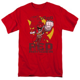 Power Rangers - Go Red T-shirts