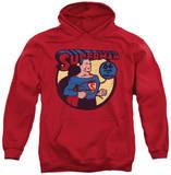 Hoodie: DC Comics - Superman 64 Pullover Hoodie