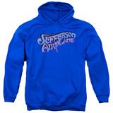 Hoodie: Jefferson Airplane - Gradient Logo Pullover Hoodie