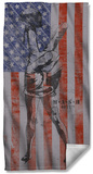 Mash - Flagged Beach Towel Beach Towel