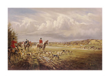 Away From Norfolk Clamp Premium Giclee Print by John King