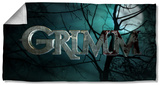 Grimm - Logo Beach Towel Beach Towel