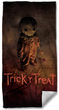 Trick R' Treat - Poster Beach Towel Beach Towel