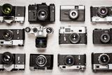 Cámara de época Lámina fotográfica por  mrcats
