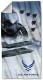 Air Force - Pilot Beach Towel Beach Towel