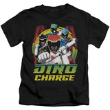 Juvenile: Power Rangers - Dino Lightning T-Shirt