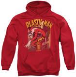 Hoodie: DC Comics - Plastic Man Street Pullover Hoodie