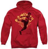 Hoodie: Bruce Lee - Immortal Dragon Pullover Hoodie