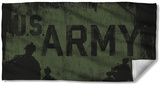 Army - Strong Beach Towel Beach Towel