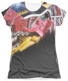 Juniors: Power Rangers - Big Zord Shirts