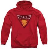 Hoodie: Batman - Shazam Shield Pullover Hoodie