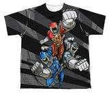 Youth: Power Rangers - Let'S Bolt T-Shirt