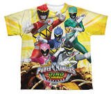 Youth: Power Rangers - Charged For Battle T-Shirt