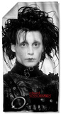 Edward Scissorhands - Heads Up Beach Towel Beach Towel