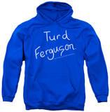 Hoodie: Saturday Night Live - Turd Ferguson Pullover Hoodie