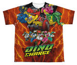 Youth: Power Rangers - Zord Power Shirts