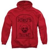 Hoodie: Major League - Jobu's Rum Pullover Hoodie