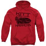 Hoodie: Knight Rider - Kitt Happens Pullover Hoodie