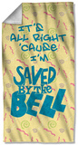 Saved By The Bell - All Right Beach Towel Beach Towel