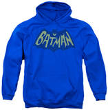 Hoodie: Batman - Show Bat Logo Pullover Hoodie