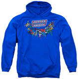 Hoodie: DC Comics - Here They Come Pullover Hoodie