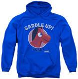 Hoodie: Gumby - Saddle Up Pullover Hoodie