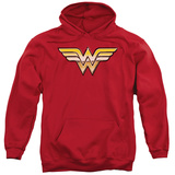 Hoodie: Justice League - Golden Pullover Hoodie