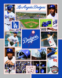 Los Angeles Dodgers 2015 Team Composite Photo