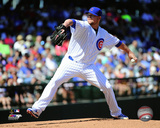 Jon Lester 2015 Action Photo