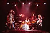 Aerosmith - Stage Night Lights 1990s Foto von  Epic Rights