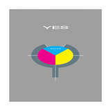 YES - 90125 1983 Posters by  Epic Rights