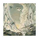 YES - Relayer 1974 Poster by  Epic Rights
