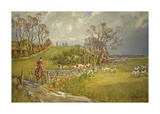 The Tyndale Premium Giclee Print by John King