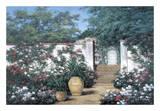 Jardin de Fleur Posters by Diane Romanello